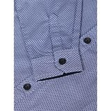 NIEUW !!! Blauw hemdje met strikje (Name It)_