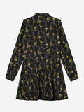 NIEUW !!!  Chainy dress black (NIK&NIK)_