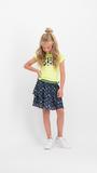 NIEUW !!! Neon geel T-shirt Hilany (Vingino)_