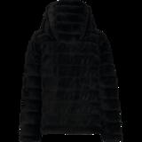 Jas Tiresse deep black  omkeerbaar (Vingino) OUTLET_