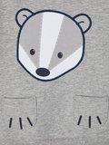 NIEUW !!!  Grijze sweater Norre (Name It)_
