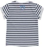 T-shirt love navy (Beebielove) OUTLET_