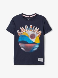 NIEUW !!! Blauw T-shirt Sinai (Name It)