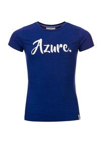 NIEUW !!! Blauw T-shirt (Looxs Revolution)