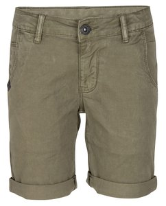 NIEUW !! Kaki chino short (Indian Blue Jeans)