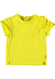 NIEUW !!!  Geel T-shirt (B.E.S.S.)