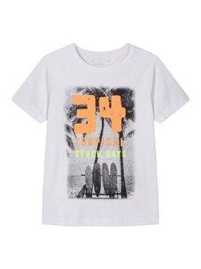 NIEUW !!! Wit T-shirt vux (Name It)
