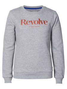NIEUW !!! Grijze sweater R-neck (Petrol Industries)