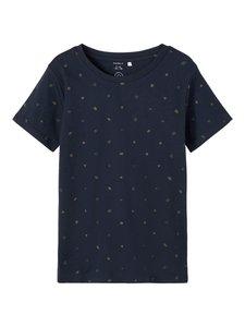 Blauw  T-shirt Fallon (Name It) OUTLET
