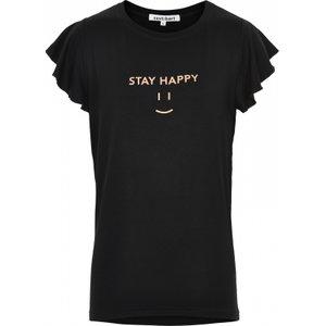 NIEUW !!! zwart T-shirt Olivia (Cost:bart)