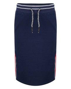 Blauwe kokerrok  (Indian Blue Jeans) OUTLET