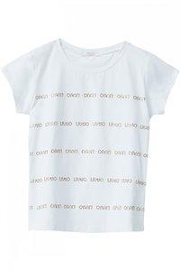 Wit T-shirt Liu Jo (Liu Jo junior) OUTLET