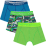NIEUW-!!!-Short-3-pack-original-neon-green-(Vingino)