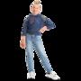 Blauwe-hoodie-Nisa-(Vingino)-OUTLET