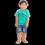 T-shirt-Hero-yoda-green-(Vingino)-OUTLET