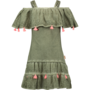 Kleed-Pebbie-army-moss-(Vingino)-OUTLET